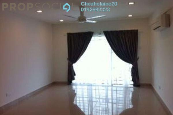 For Rent Condominium at Mas Kiara Residences, TTDI Leasehold Semi Furnished 3R/2B 2.2k