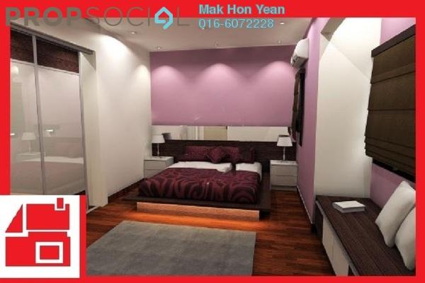 For Rent Townhouse at Bayan Villa, Seri Kembangan Freehold Fully Furnished 4R/3B 1.7k