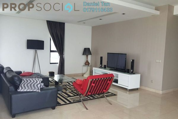 For Rent Condominium at Lumina Kiara, Mont Kiara Freehold Fully Furnished 4R/5B 7k