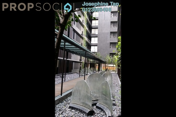 For Sale Condominium at Dedaun, Ampang Hilir Freehold Semi Furnished 4R/4B 3.8m