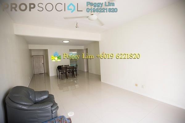 For Rent Condominium at Bukit OUG Condominium, Bukit Jalil Freehold Semi Furnished 3R/2B 1.3k