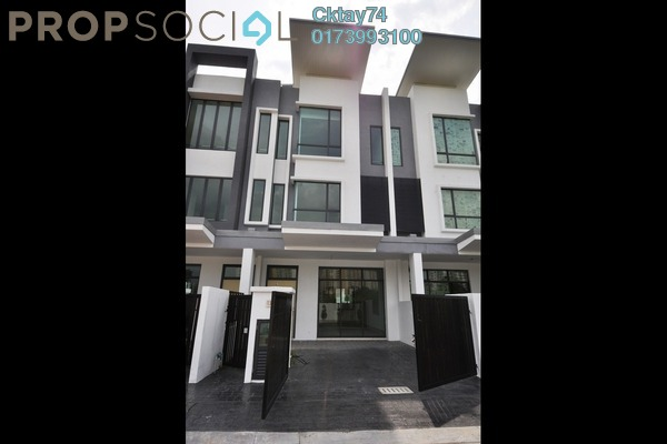 For Sale Terrace at USJ One Park, UEP Subang Jaya Leasehold Unfurnished 5R/4B 1.29m