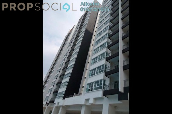 For Rent Condominium at 288 Residences, Kuchai Lama Freehold Semi Furnished 4R/4B 2.1k