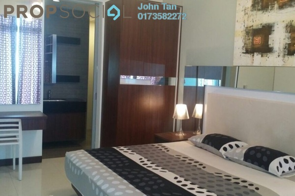 For Sale Serviced Residence at Hampshire Residences, KLCC Freehold Fully Furnished 1R/1B 940k