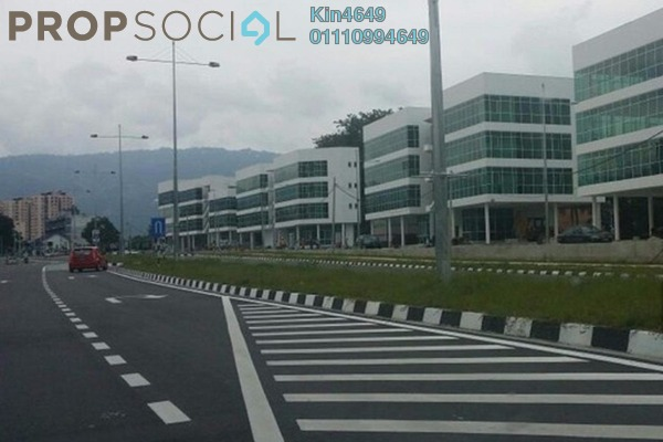 For Sale Shop at Nova Place, Jelutong Freehold Unfurnished 0R/0B 15m