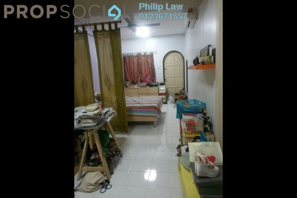 For Sale Terrace at Kepong Baru, Kepong Freehold Semi Furnished 4R/3B 890k