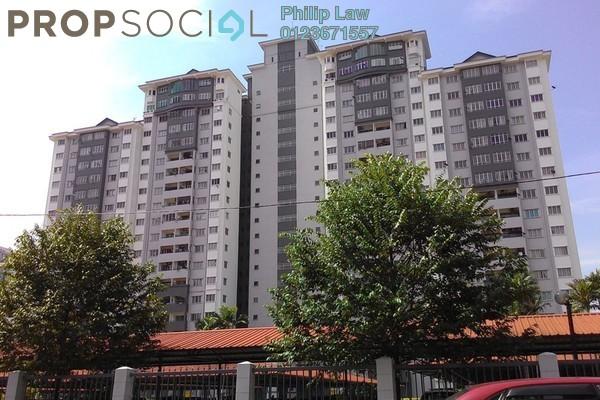 For Sale Apartment at Suria KiPark Damansara, Kepong Freehold Unfurnished 3R/2B 390k