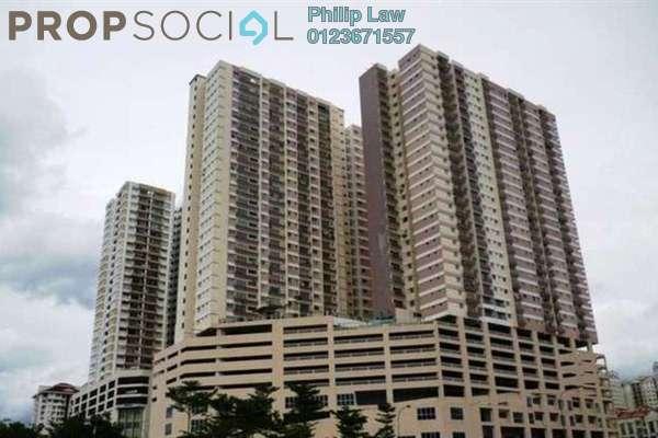For Sale Condominium at Plaza Medan Putra, Bandar Menjalara Freehold Fully Furnished 3R/2B 540k