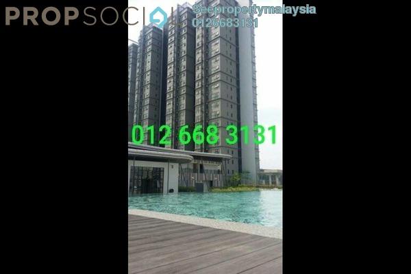 For Sale Condominium at Hyve, Cyberjaya Freehold Semi Furnished 1R/1B 300k