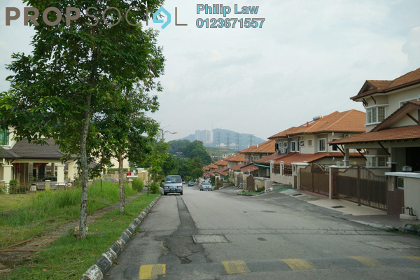 For Sale Semi-Detached at Seri Aman Heights, Sungai Buloh Freehold Semi Furnished 4R/3B 1.25m