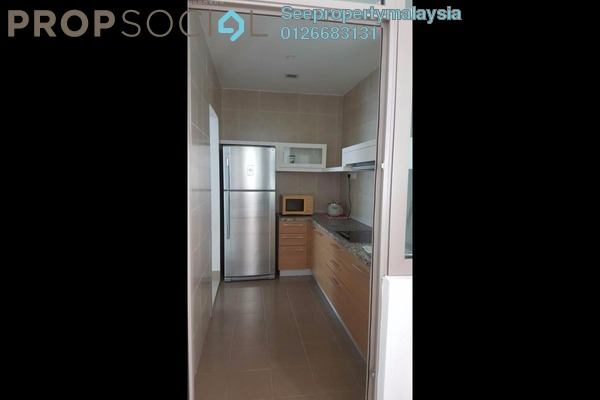 For Sale Condominium at Kenanga Point, Pudu Freehold Semi Furnished 3R/2B 500k