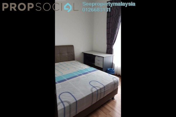 For Sale Condominium at D'Majestic, Pudu Freehold Semi Furnished 1R/1B 400k