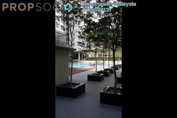 For Sale Condominium at Lake Fields, Sungai Besi Leasehold Semi Furnished 3R/2B 550k