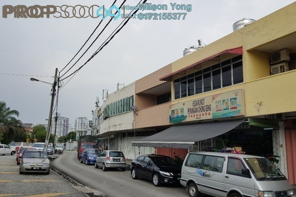 For Sale Shop at OUG Square, Old Klang Road Leasehold Semi Furnished 0R/4B 1.6m