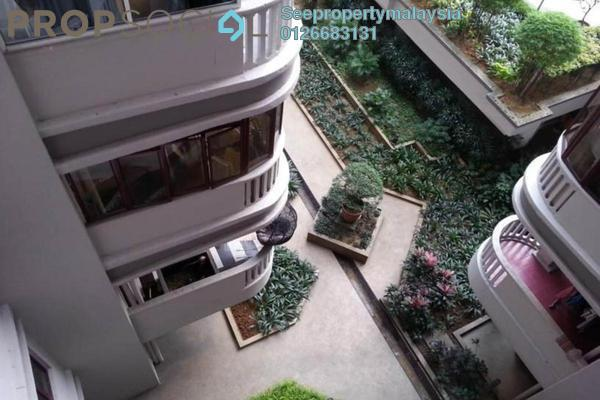 For Sale Condominium at The Forum, KLCC Freehold Semi Furnished 3R/2B 800k