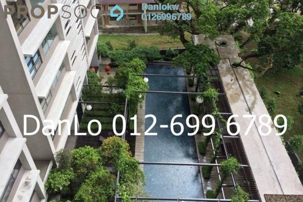 For Rent Condominium at Seri Ampang Hilir, Ampang Hilir Freehold Fully Furnished 4R/5B 12k