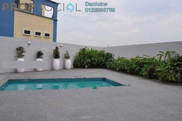 For Rent Condominium at Zehn Bukit Pantai, Bangsar Leasehold Fully Furnished 3R/4B 8.5k