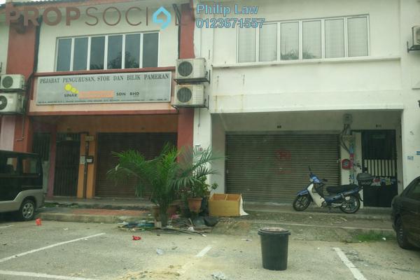 For Sale Shop at Saujana Damansara, Damansara Damai Leasehold Unfurnished 0R/2B 800k
