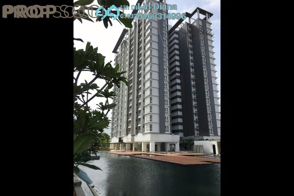 For Sale Condominium at Vina Versatile Homes, Cheras South Freehold Unfurnished 3R/2B 630k