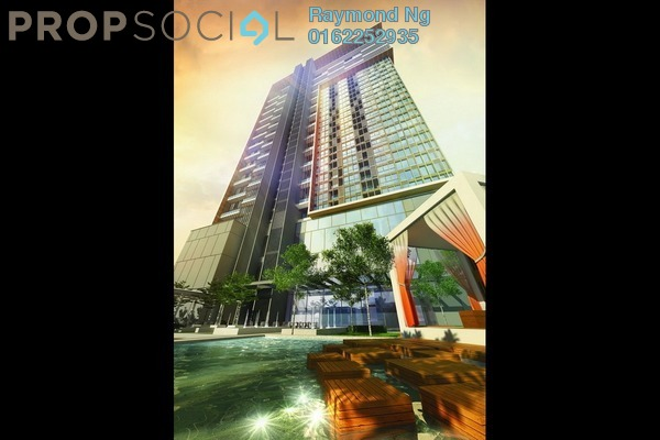 For Sale Condominium at Ion Delemen, Genting Highlands Freehold Fully Furnished 2R/2B 872k