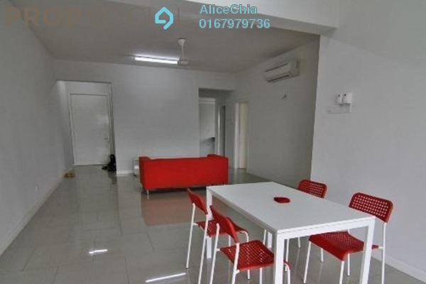 For Rent Condominium at Sutera Maya, Old Klang Road Freehold Semi Furnished 3R/2B 1.7k