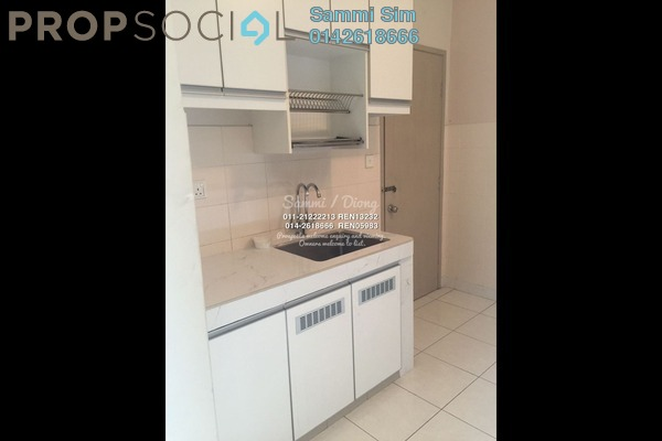 For Rent Condominium at Perdana Emerald, Damansara Perdana Leasehold Semi Furnished 3R/2B 2.3k