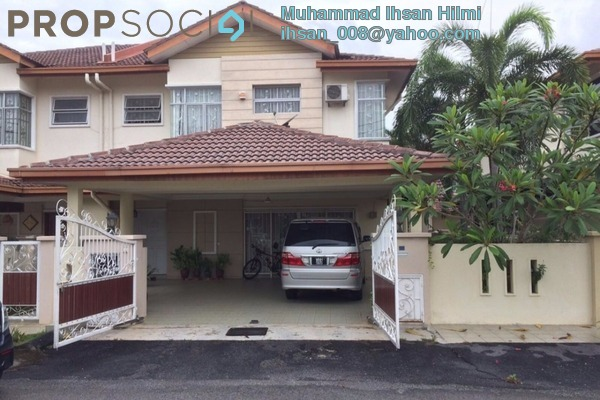 For Sale Semi-Detached at Taman Kajang Impian, Kajang Freehold Semi Furnished 5R/4B 1.2m