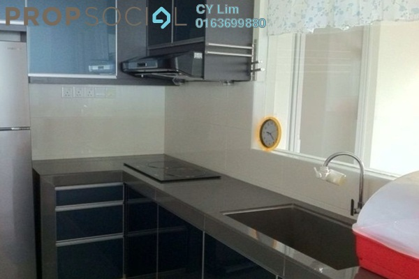 For Sale Condominium at Covillea, Bukit Jalil Freehold Fully Furnished 3R/3B 998k