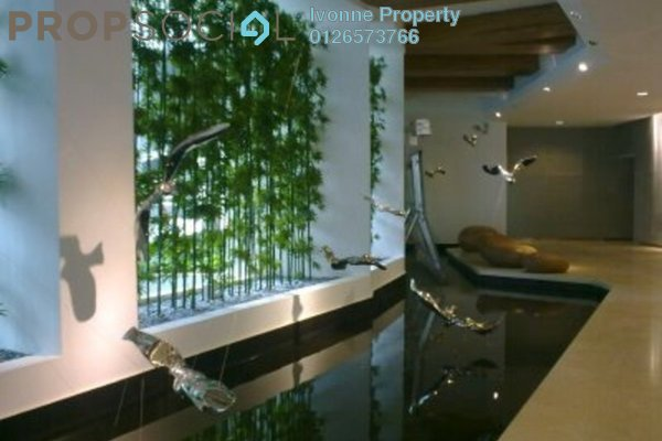 For Sale Condominium at Idaman Residence, KLCC Freehold Fully Furnished 3R/4B 1.2m