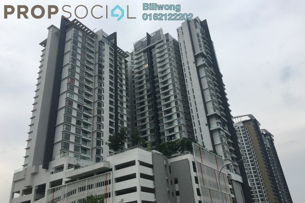 For Sale Serviced Residence at You Residences @ You City, Batu 9 Cheras Freehold Unfurnished 5R/5B 898k