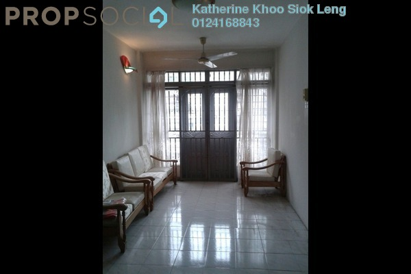 For Sale Apartment at Tanjung Court, Farlim Leasehold Semi Furnished 3R/2B 300k