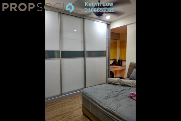 For Sale Condominium at First Residence, Kepong Leasehold Fully Furnished 3R/2B 700k