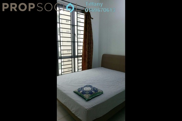 For Sale Condominium at Casa Tiara, Subang Jaya Freehold Semi Furnished 3R/2B 550k