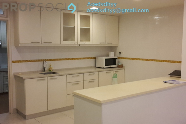 For Rent Condominium at The Residence, TTDI Freehold Fully Furnished 3R/4B 3.6k