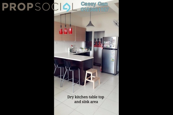For Sale Condominium at Casa Indah 2, Tropicana Leasehold Fully Furnished 2R/2B 740k