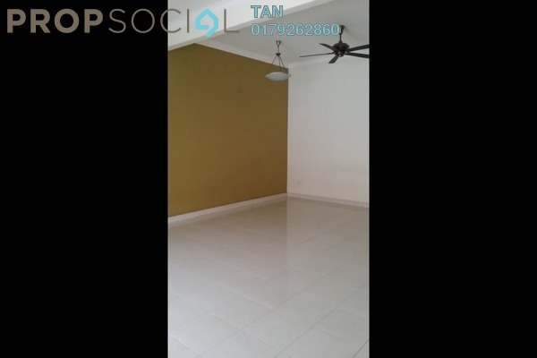 For Sale Terrace at Indah Elite, Kota Kemuning Freehold Semi Furnished 4R/4B 730k