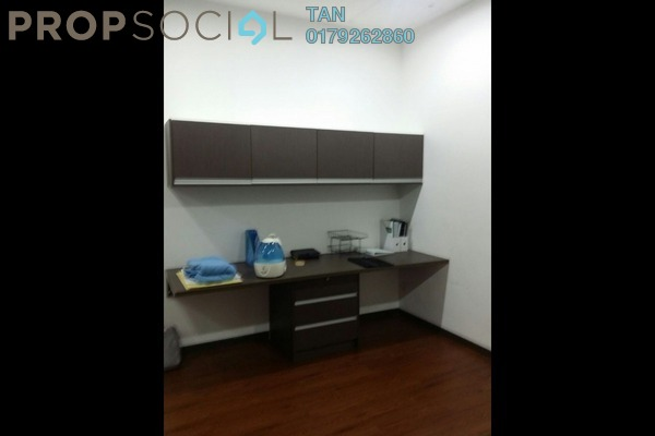For Sale Terrace at Indah Residences, Kota Kemuning Freehold Semi Furnished 4R/3B 880k