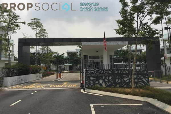 For Sale Semi-Detached at Grove, Sungai Besi Leasehold Unfurnished 4R/5B 3.2m