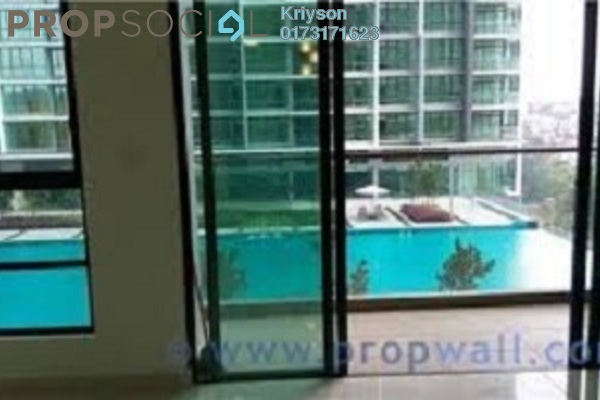 For Rent Condominium at The Z Residence, Bukit Jalil Freehold Fully Furnished 2R/2B 1.85k