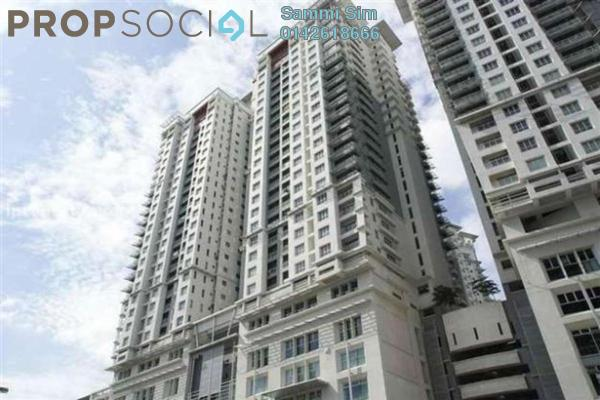 For Rent Office at Metropolitan Square, Damansara Perdana Leasehold Semi Furnished 0R/0B 2.4k