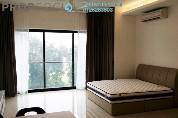 For Rent SoHo/Studio at The Horizon Residences, KLCC Freehold Fully Furnished 0R/1B 3k