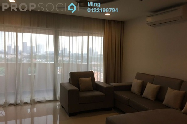 For Rent Condominium at Villa Flora, TTDI Freehold Fully Furnished 3R/2B 2.9k