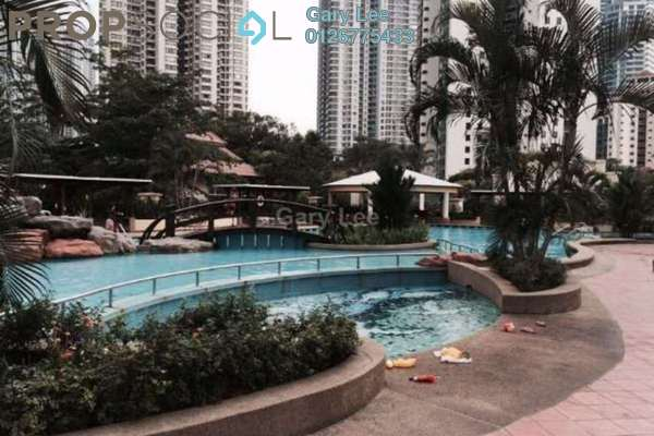 For Sale Condominium at Mont Kiara Bayu, Mont Kiara Freehold Fully Furnished 3R/2B 830k