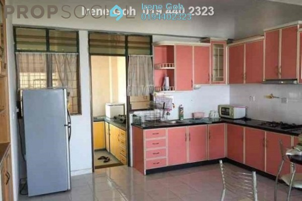 For Rent Condominium at Grand View, Tanjung Tokong Leasehold Fully Furnished 3R/2B 2.2k