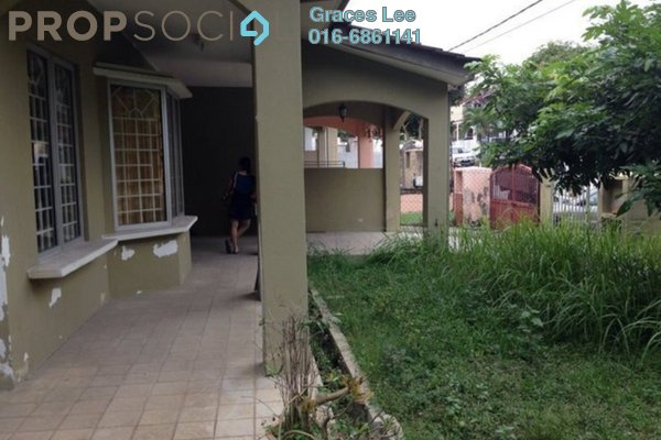 For Sale Terrace at USJ 13, UEP Subang Jaya Freehold Semi Furnished 4R/3B 1.4m