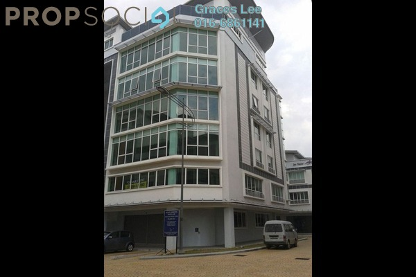 For Sale Office at Parklane Commercial Hub, Kelana Jaya Leasehold Semi Furnished 0R/0B 6.55m