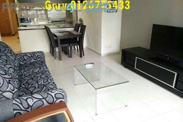 For Rent Serviced Residence at i-Zen Kiara II, Mont Kiara Freehold Fully Furnished 1R/1B 2.7k