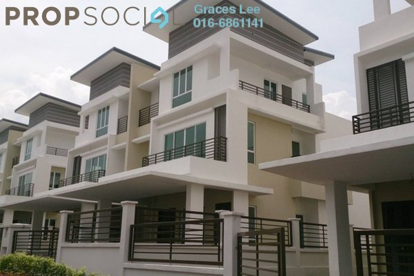 For Sale Semi-Detached at Regency Parc, Rawang Leasehold Unfurnished 6R/6B 1.15m