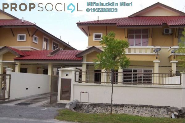For Sale Semi-Detached at Puncak Alam Jaya Residences, Shah Alam Leasehold Semi Furnished 4R/3B 450k