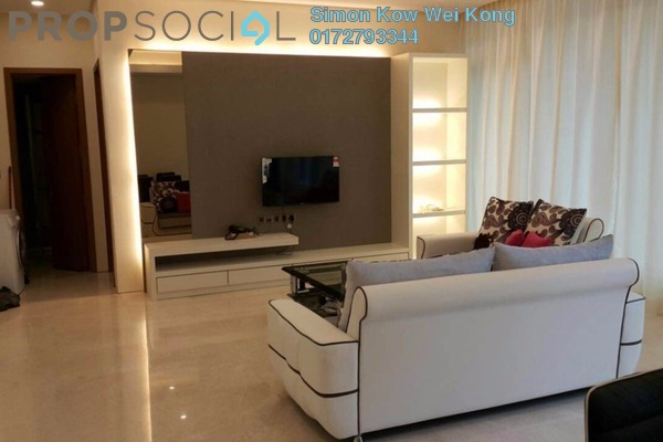For Rent Condominium at Vipod Suites, KLCC Freehold Fully Furnished 2R/2B 7k